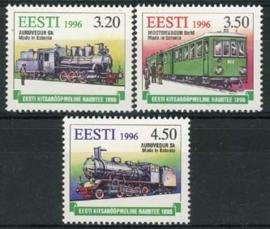Estland, michel 284/86, xx