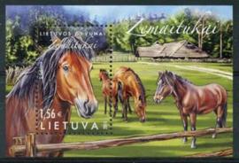 Litouwen, michel blok 52, xx