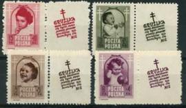 Polen, michel 511/14 zf, xx