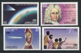 Vanuata, michel 728/31, xx