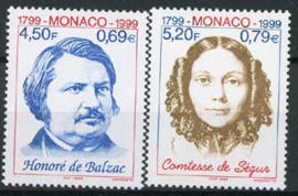 Monaco, michel 2461/62, xx