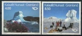 Groenland , michel 217/18 , xx