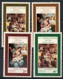 St.Christ., michel 226/29 , xx