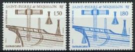 St.Pierre, michel 636/37, xx