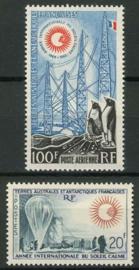 Antarctica Fr., michel 29/30, xx