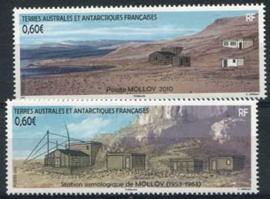 Antarctica Fr., michel 758/59, xx