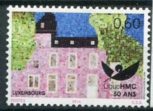 Luxemburg, michel 2000, xx