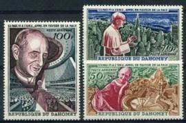 Dahomey, michel 282/84, xx