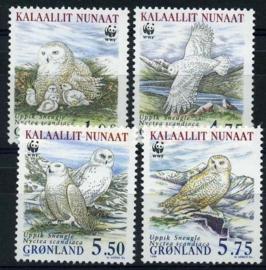 Groenland., michel 331/34,xx