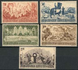 Liechtenstein, michel 202/06, x
