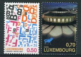Luxemburg, michel 1762/63, xx