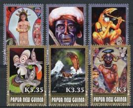 Papua N. Guinea, michel 1282/87, xx
