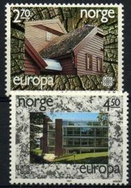 Noorwegen, michel 965/66, xx