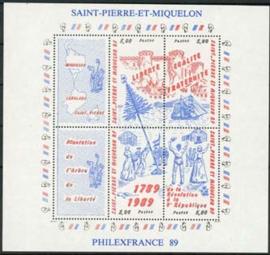 St.Pierre , michel bl. 2, xx