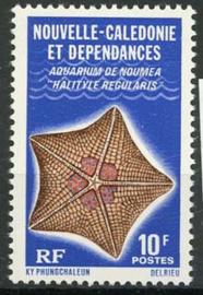 N.Caledonie, michel 610, xx