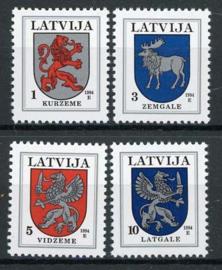 letland, michel 371/74 A I , 1994