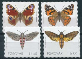 Faroer, michel 691/94, xx