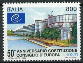 Italie, michel 2636, xx