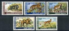 Dahomey, michel 369/73, xx