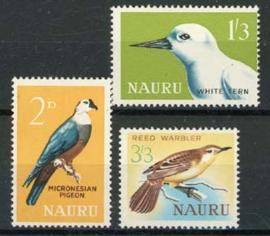 Nauru, michel 52/54, xx