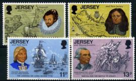Jersey, michel 149/52, xx