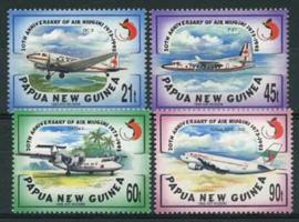 Papua N.Guinea, michel 694/97, xx