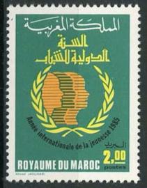Marokko, michel 1080, xx
