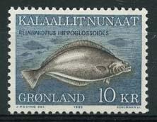 Groenland, michel 162 , xx