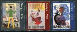 Noorwegen, michel 1479/80, xx