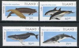 IJsland, michel 954/57, xx