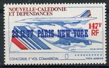 N.Caledonie, michel 603, xx