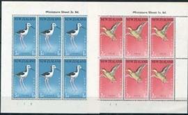 N.Zeeland, michel kb 386/7, x
