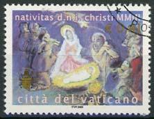 Vaticaan, michel 1468, o