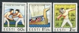 Estland, michel 207/09 , xx