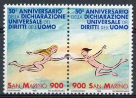 S.Marino, michel 1803/04, xx