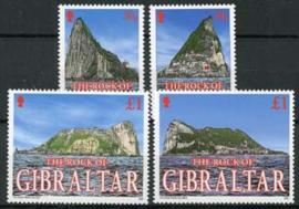 Gibraltar, michel 1014/17, xx