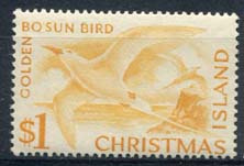 Christmas Isl., michel 20, xx