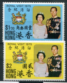 Hong Kong, michel 308/09, xx