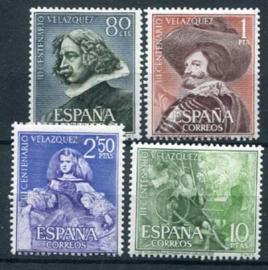 Spanje, michel 1235/38, xx