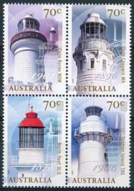 Australie, michel 4323/26, xx