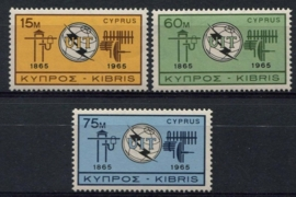 Cyprus, michel 253/55, xx