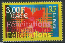 Frankrijk, michel 3449, xx