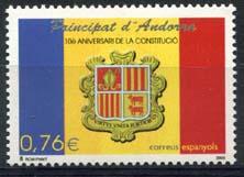 Andorra Sp., michel 300, xx