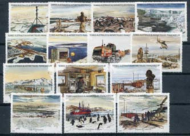 Antarctica Fr., michel 459/72, xx