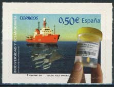 Spanje, michel 4578, xx