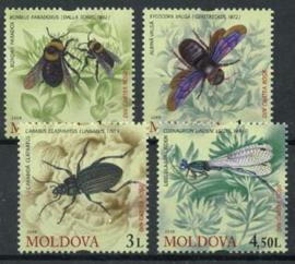 Moldavie, michel 659/62, xx