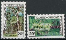 N.Caledonie, michel 691/92, xx