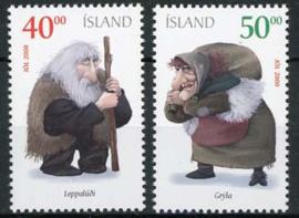 IJsland, michel 969/70 A, xx