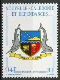 N.Caledonie, michel 790, xx