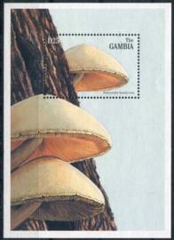 Gambia, michel blok 334, xx